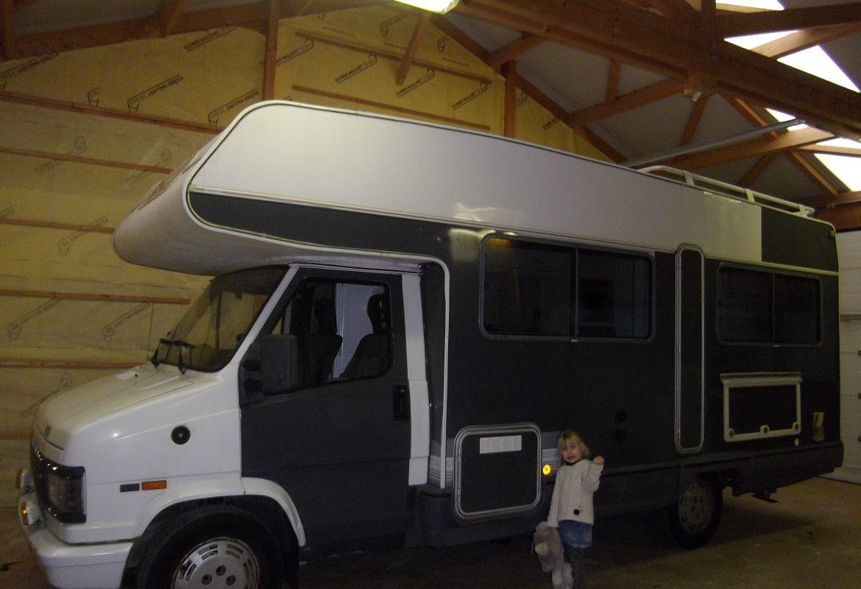 Flocage camping car pour Com.Une Coiffure